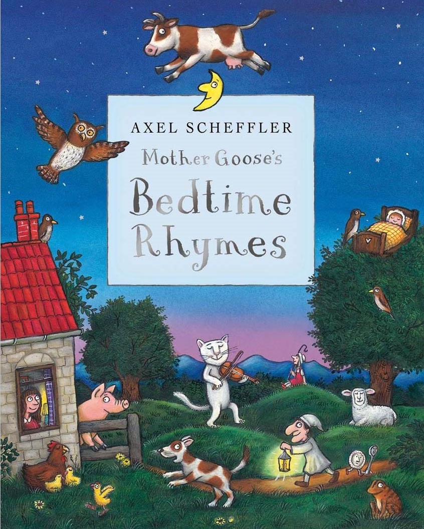 favourite bedtime nursery rhymes - HD 846×1056
