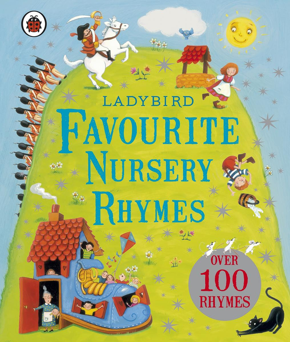 favourite bedtime nursery rhymes -